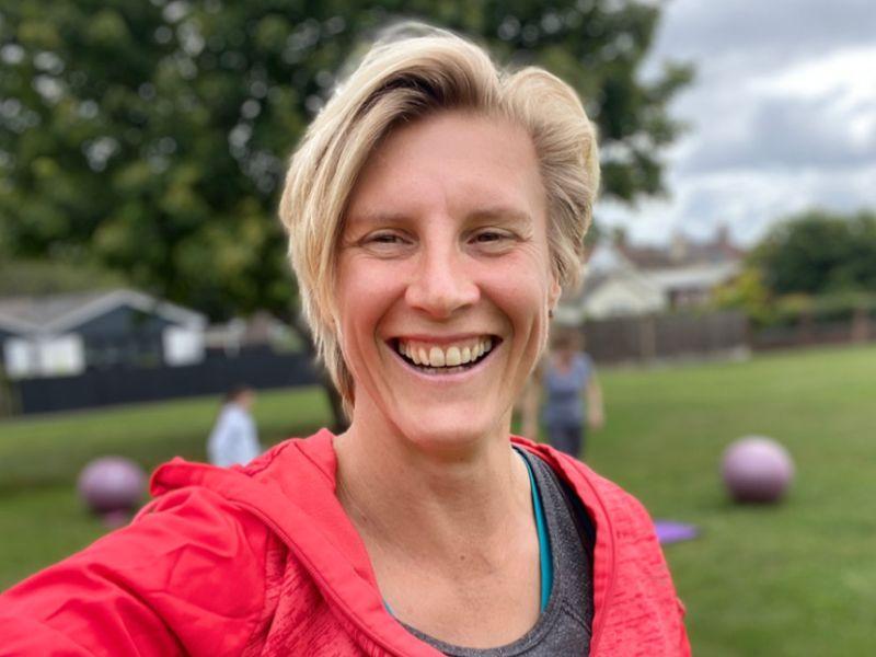Katrina Keeling - Personal Trainer Wimborne